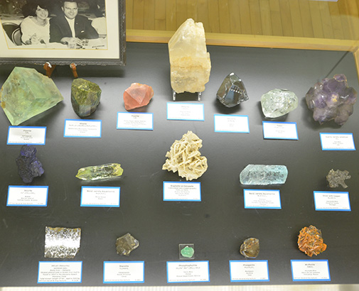 Mines Geology Museum receives transformative gift